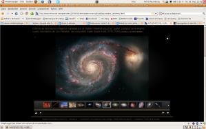Hubbel Fotos des Universums