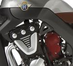 V-Motor mit 3 Nockenwellen